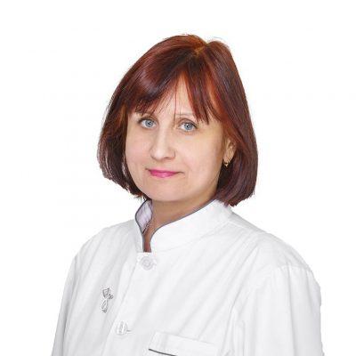Бабаева Елена Викторовна