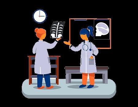 Отделение рентгенологии и узи