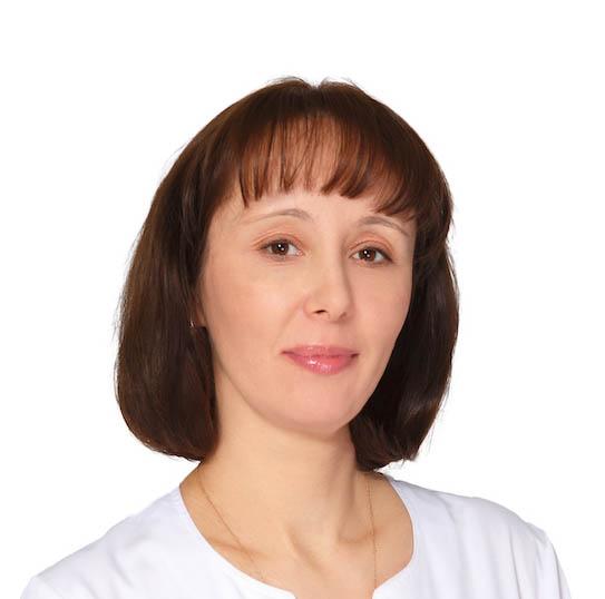 Садыкова Анна Владимировна