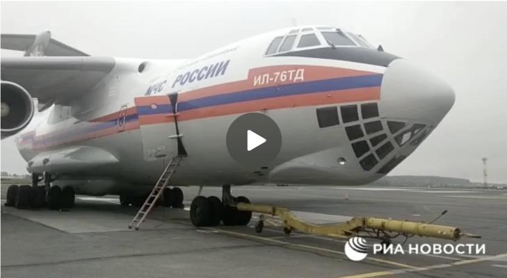 ФМБА России приняло участие в транспортировке пострадавших при стрельбе в Перми